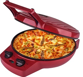 12 Inch Pizza Cooker and Calzone Maker
