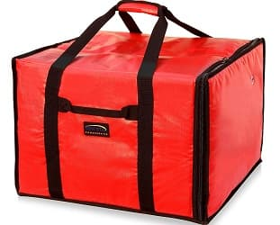 New Star 50134 Insulated Pizza Delivery Bag