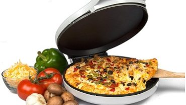 Non-Stick Pizza Maker by CucinaPro Courant