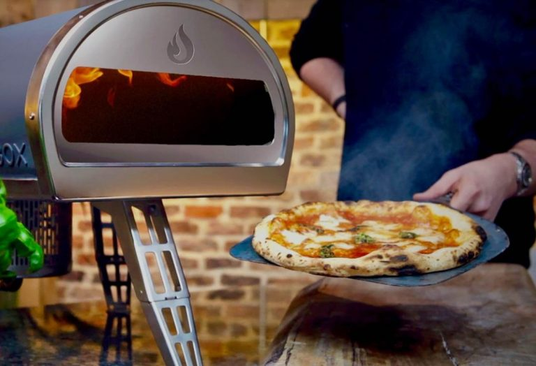How do Pizza ovens works